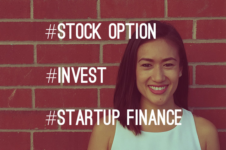 Stock option & Startup Finance: Jacqueline Leung