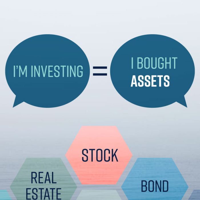 1-3. Assess Your Assets + Choose What You Own