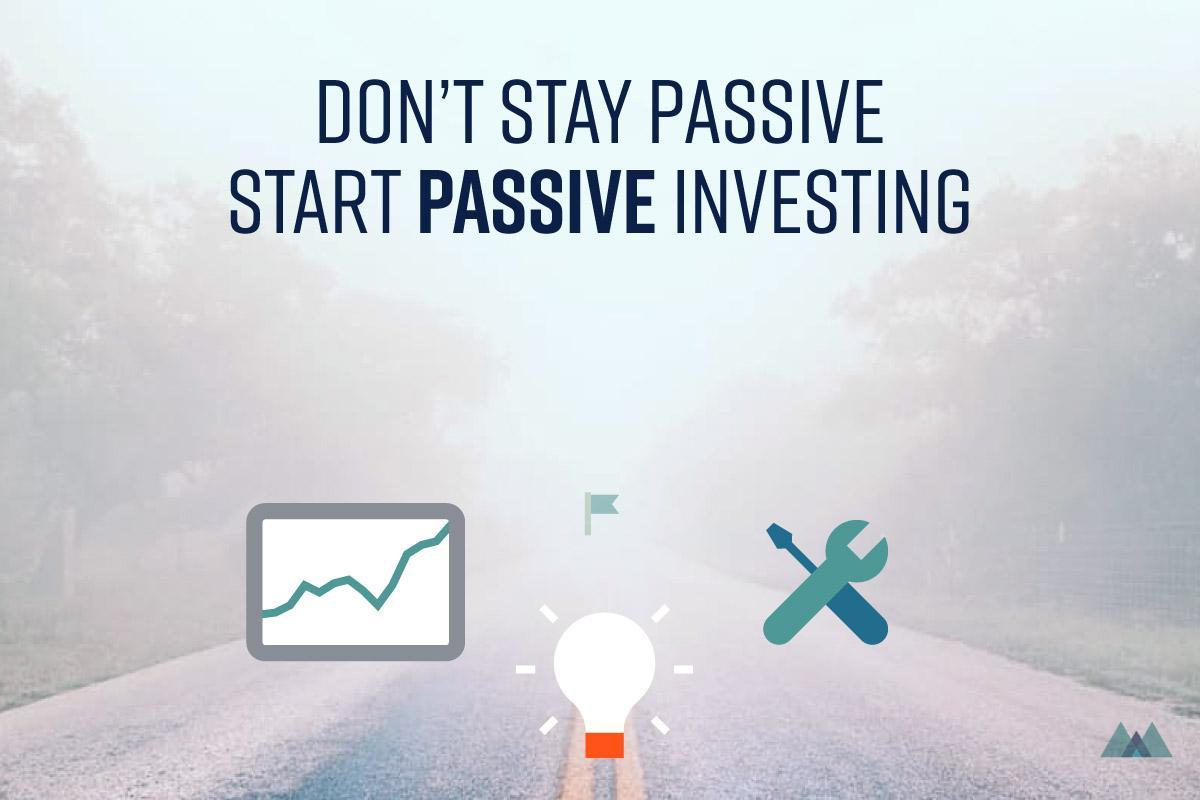 Start Passive Investing