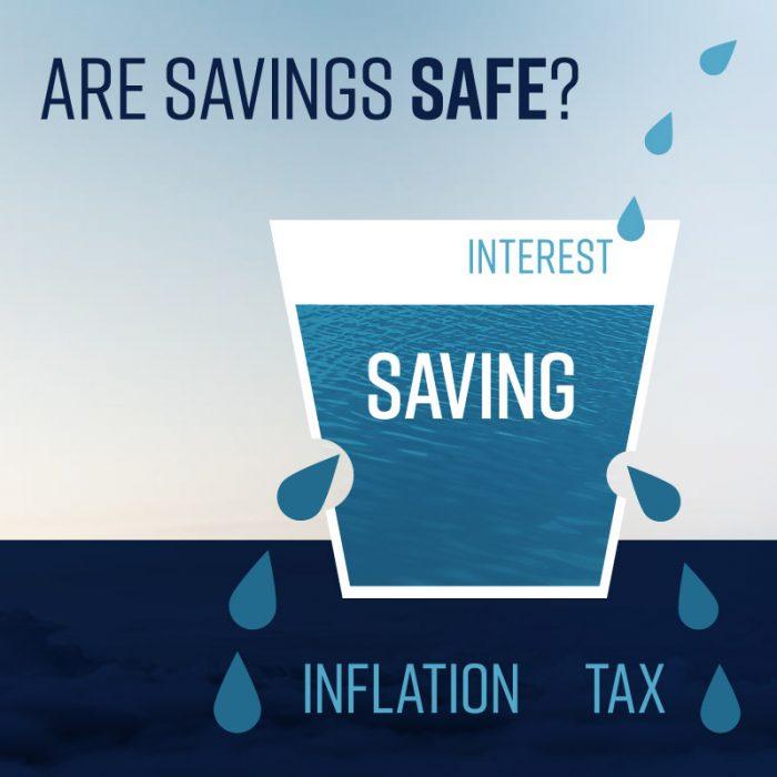1-1. Saving Your Savings by Investing