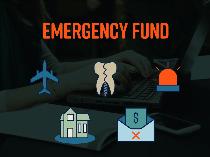 Erica Builds up an Emergency Fund